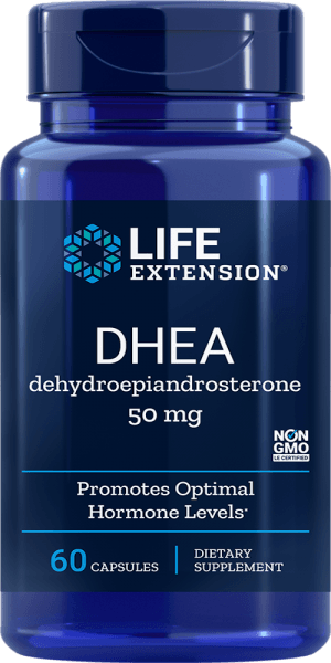 dhea dehydroepiandrosterone hormone levels supplement