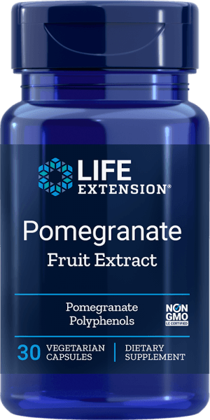 pomegranate fruit extract polyphenols supplements