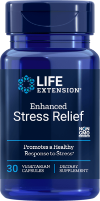 stress relief vegetarian supplement