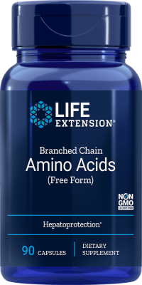 amino acids free form hepatoprotection supplement