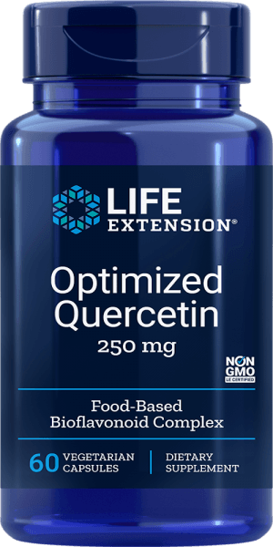 optimized quercetin food-based bioflavonoid complex supplements