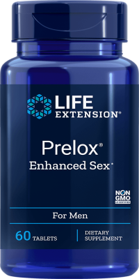 prelox enhanced sex for men supplement
