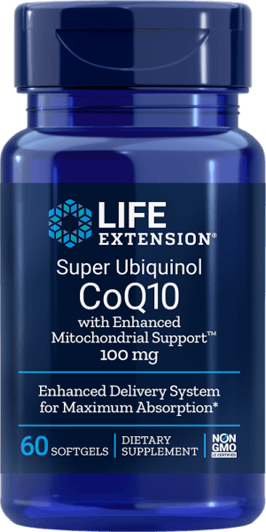 super ubiquinol coq10 mitochondrial support maximum absorption