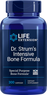dr strums intensive bone formula supplement