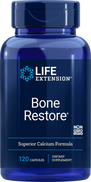 bone restore calcium supplement