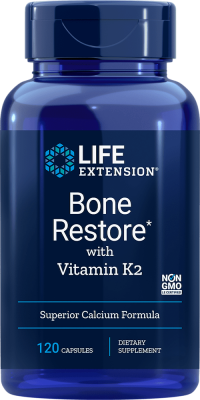 bone resotre vitamin k2 calcium supplement