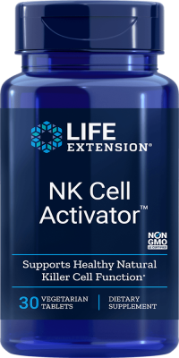 nk cell activator killer cell function vegetarian supplements