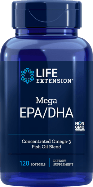 epa dha omega-3 fish oil softgel supplements