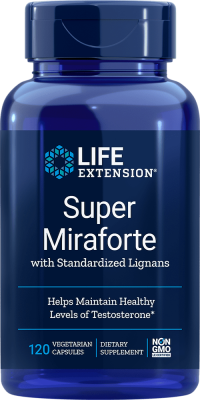 super miraforte lignans testosterone supplements