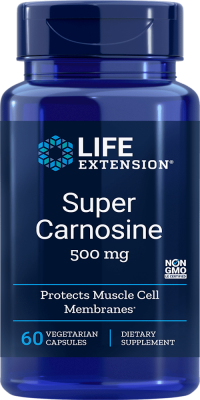 super carnosine muscle cell membrane supplement