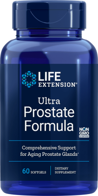 prostate gland softgel supplements