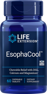 esophacool dgl calcium magnesium supplements