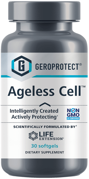 geroprotect ageless cell supplement