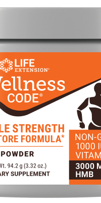 muscle strength restore dietary supplement