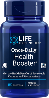 health booster phytonutrients softgel supplements
