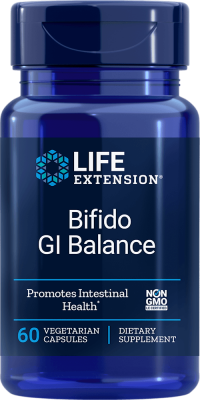 bifido gi balance intestinal health supplement