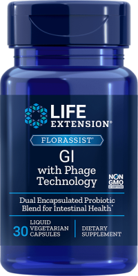 florassist gi phage technology probiotic intestinal health