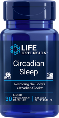 circadian sleep vegetarian supplements